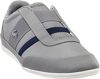 6d9ae1165b79ed Lacoste Men s Misano Elastic 318 1 U Sneaker