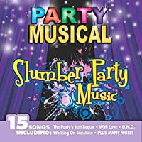 Slumber Party Music by The Hit Crew