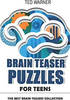 Brain Teaser Puzzles for Teens: Crazy Pavement Puzzles - 200 Puzzles with Answers