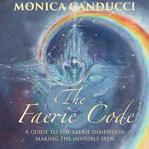 The Faerie Code audiobook cover art