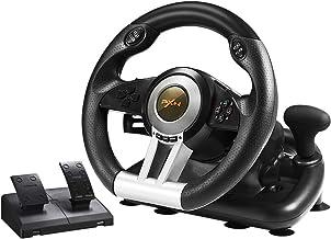 PC Racing Wheel, PXN V3II 180 Degree Universal Usb Car Sim Race Steering Wheel with..