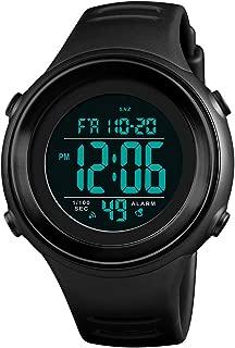 digital led wrist watch