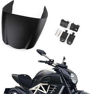 Artudatech Funda para asiento trasero de motocicleta para DU-CA-TI 848 1098 1198 2007 2008 2009