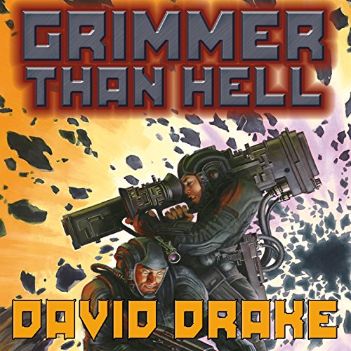 Grimmer Than Hell audiobook cover art
