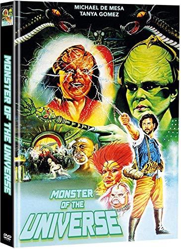 Monster of the Universe - Mediabook (B) - Limited Edition auf 66 Stück (+ Bonus-DVD)