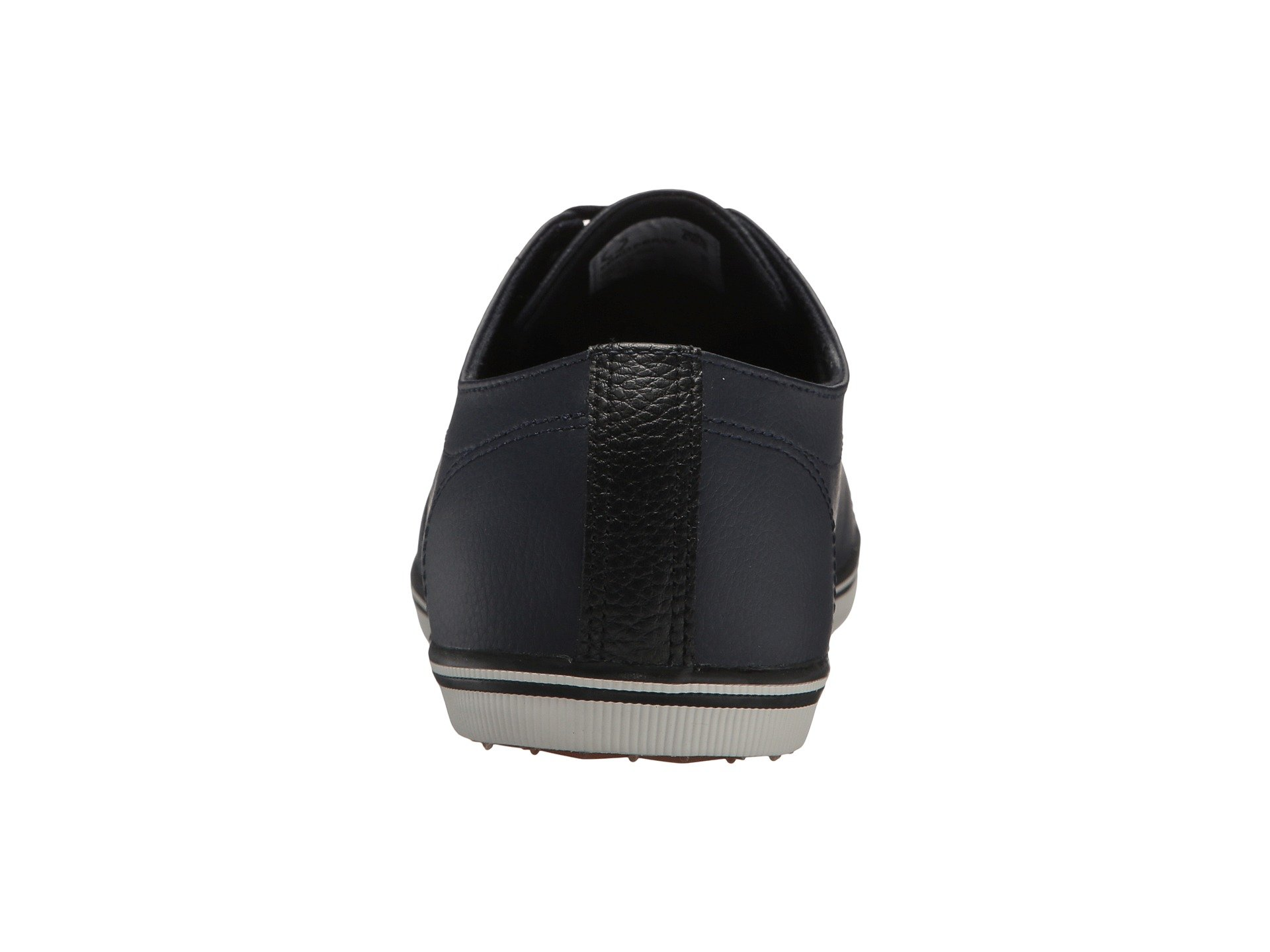porcelain Kingston Navy Leather black Perry Fred qCXw88