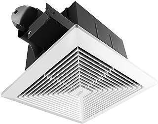 BV Ultra-Quiet 90 CFM, 0.8 Sone Bathroom Ventilation and Exhaust Bath Fan (Renewed)