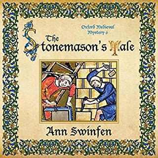 The Stonemason's Tale audiobook cover art