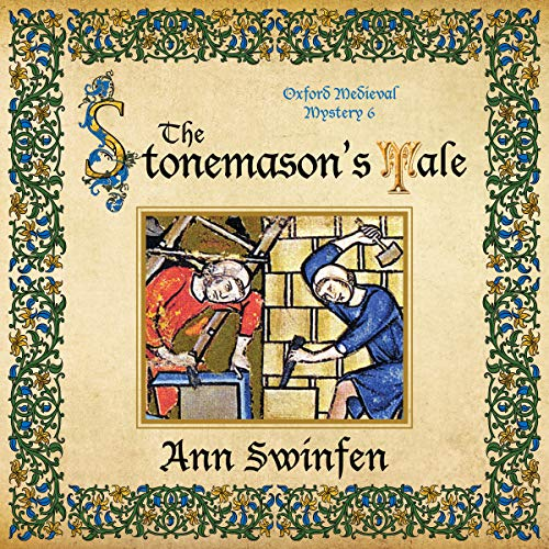 The Stonemason's Tale audiobook cover art