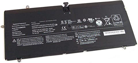 Binger New L12M4P21 Replacement Laptop Battery Compatible With LENOVO Yoga 2 Pro 13 Series L13S4P21 (7.4V 7400mAh 54Wh)
