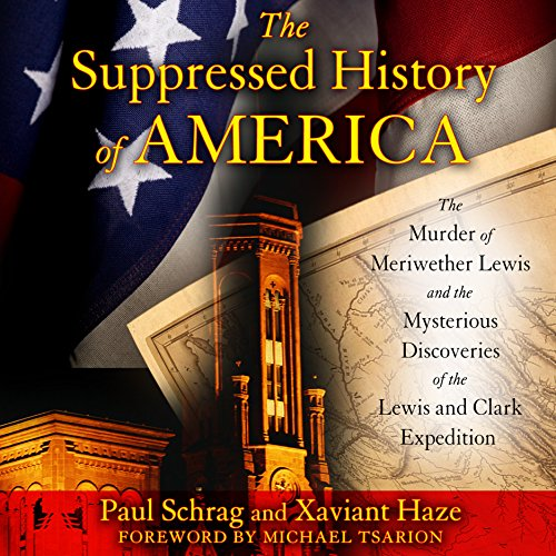 The Suppressed History of America audiobook cover art