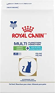 Royal Canin Veterinary Diet Feline Multifunction Urinary + Hydrolyzed Protein Dry Cat Food 6.6 lb