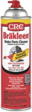 CRC Brakleen 05050 Brake Parts Cleaner - 50 State Formula with PowerJet Technology
