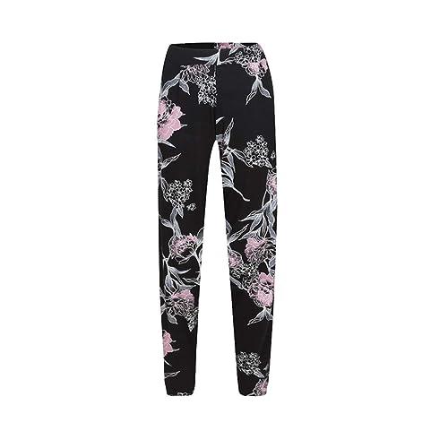 affae025b2b MISS  N  MAM New Ladies Womens Elasticated Jersey Tapered Harem Trousers  Side Pockets Plus