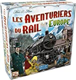 Days of Wonder Ticket to Ride - Europe Niños Estrategia - Juego de Tablero (Estrategia, Niños, 60 min, Niño/niña, 8 año(s), Alan R. Moon)