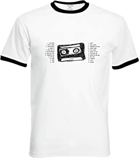 Lissome Art Studio Mixtape T-Shirt of his 24 Greatest Hits: The A Team, Thinking Out Loud