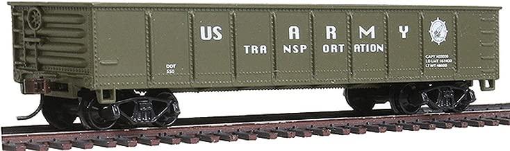 HO 50' Gondola, US Army