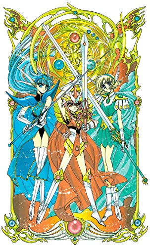 Compare Textbook Prices for Magic Knight Rayearth 25th Anniversary Manga Box Set 2 Anniversary Edition ISBN 9781632369505 by CLAMP