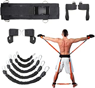 Leg Strength and Agility Training Strap System Strength Training Rope for Football Basketball Taekwondo Yoga Boxing Equipment