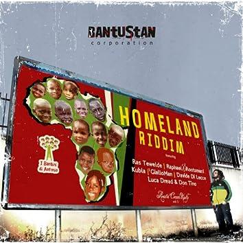 Homeland Riddim (Rasta Community, Vol.3)