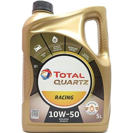 Ravenol Hve Sae 10w 50 10w50 Vollsynthetisches Motoröl Für Hohe Laufleistung Ab 100 000 Km 5 Liter Auto