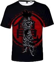 Dragon Ball Wukong Fashion Design 3D Print Kids Adults Unisex Comfortable T-Shirts