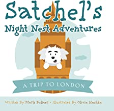 Satchel's Night Nest Adventures: A Trip to London