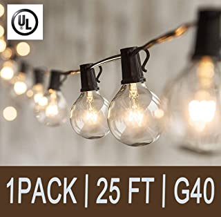 Best glass string lights Reviews
