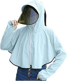Chapéu de proteção solar Fainosmny Summer UV unissex para ciclismo ao ar livre