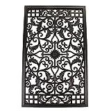 Nuvo Iron Rectangular Decorative Insert For Fencing, Gates, Home, Garden, ACW61...