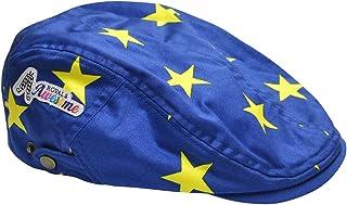 Royal & Awesome Eurostar Team Europe Unisex Golf Flat Cap Hats