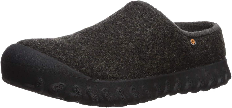 Bogs Mens B Moc Slip on Wool Snow Boot