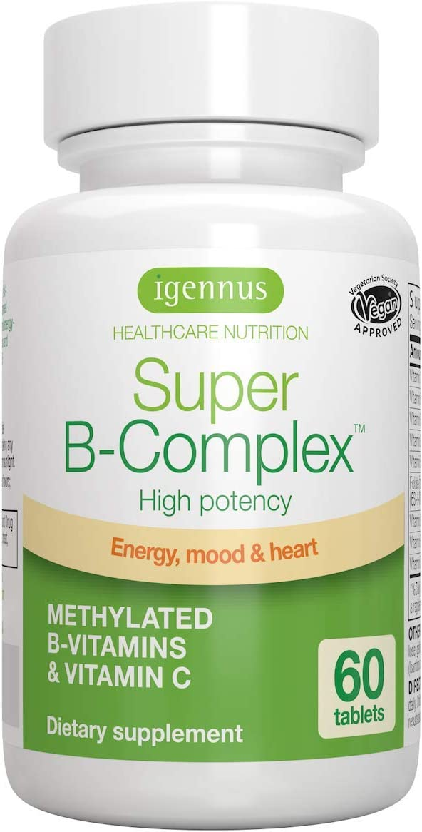 Super B-Complex – Methylated B Release Selling Complex Sustained Seasonal Wrap Introduction