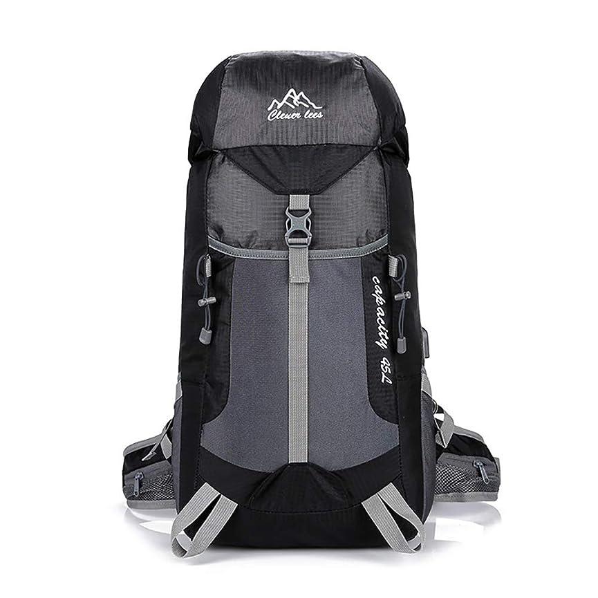 一般化するアテンダントいつ登山 リュック バックパック リュックサック ハイキングバッグ リュックデイパック USB充電ポート搭載 防水 レディース メンズ アウトドア ナイロン