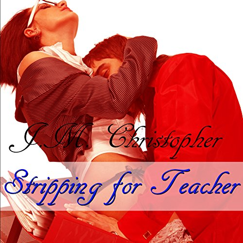 Stripping for Teacher audiobook cover art