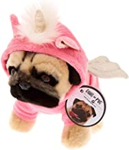 Claire's Doug The Pug Girl's Doug The Pug Medium Pegasus Plush Toy