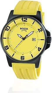 3535-28 Boccia Titanium Watch