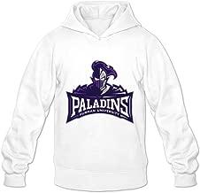 Furman Paladins VAVD Men's 100% Cotton Hoodies