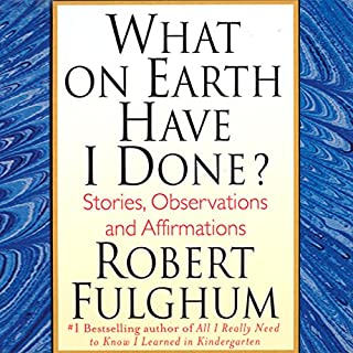 What on Earth Have I Done? audiobook cover art