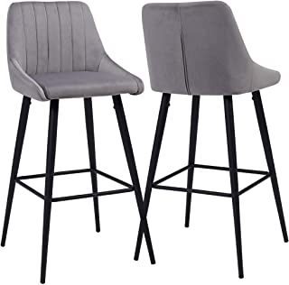 modern contemporary bar stools