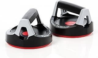 Perfect Fitness Perfect Pushup Rotating Push Up Handles, Pair (Renewed)