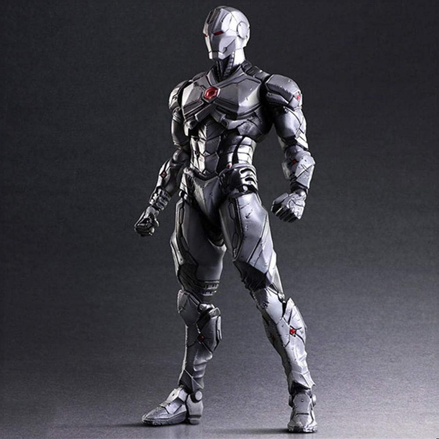 RLJqwad Marvel Heroes Avengers Iron Man-Modell Anime-Modell Iron Man-Spielzeugmodell Iron Man