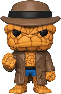 Funko Pop! Marvel: Fantastic Four - The Thing (Disguised) (Exc), Action Figure - 44989
