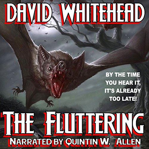 The Fluttering audiobook cover art