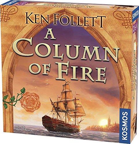 Thames & Kosmos A Column of Fire: The Game