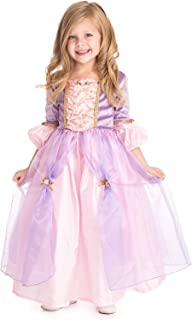 Little Adventures Deluxe Rapunzel Princess Dress Up Costume