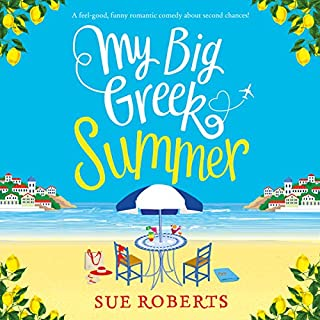 My Big Greek Summer cover art