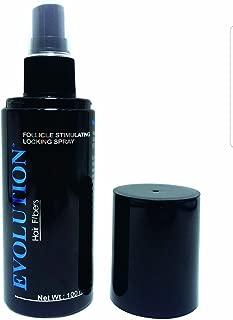 Evolution Hair Fibers Follicle Stimulating Fiber Locking Spray