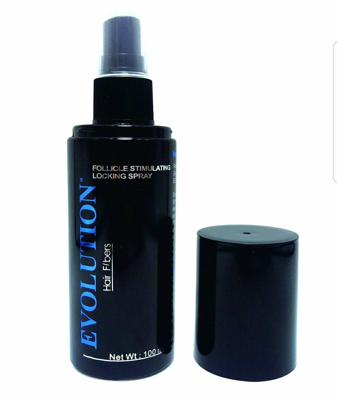 Evolution Hair Fibers Follicle Locking Stimulating Wholesale Spray Fiber Very popular!