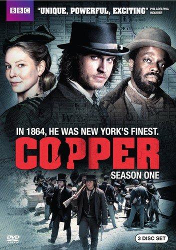 Copper - Season 1 [RC 1]